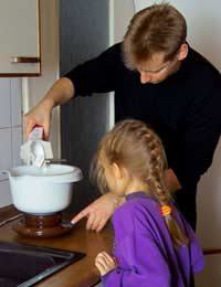 Kids Cooking Kids Safety Cooking Kids